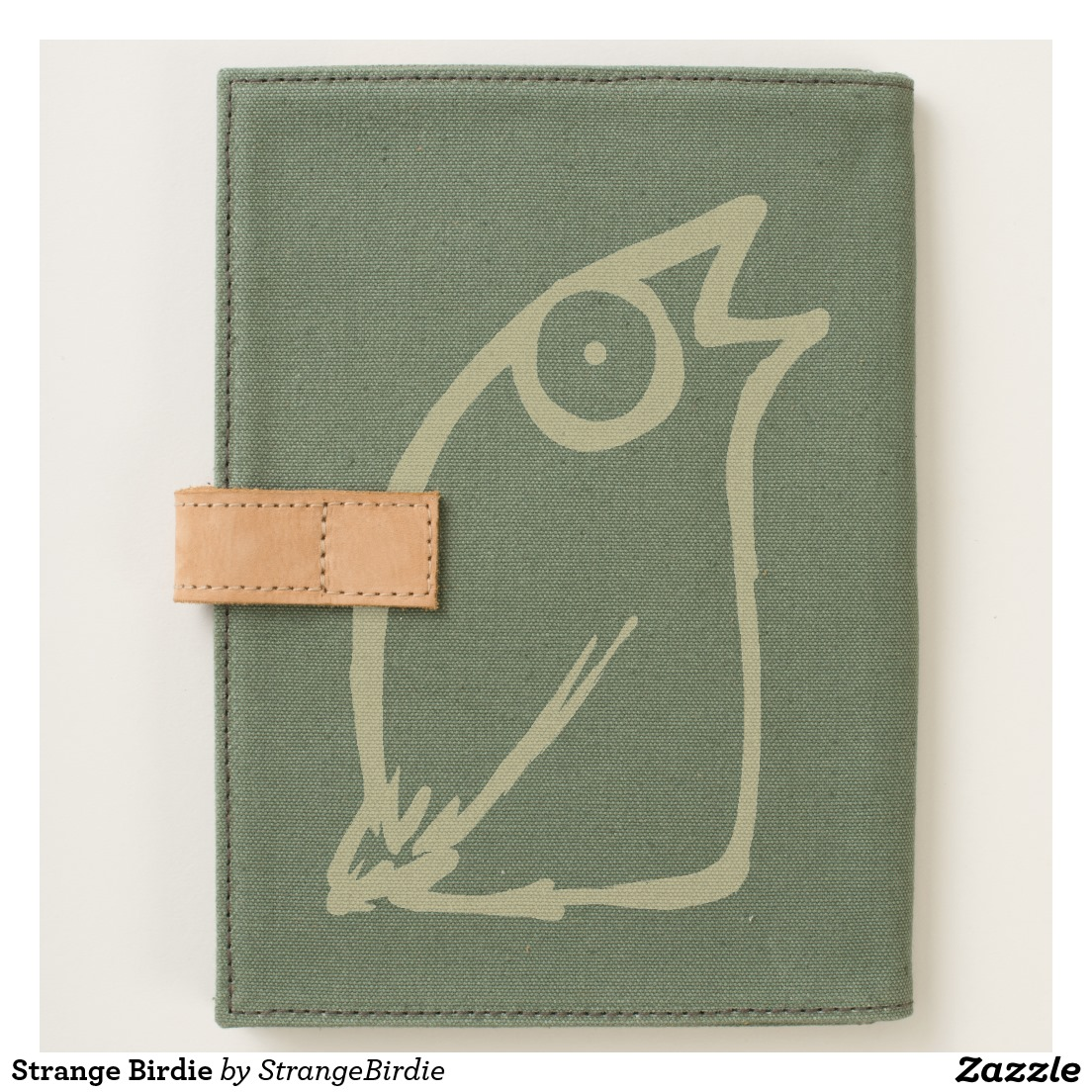 Strange Birdie Journal